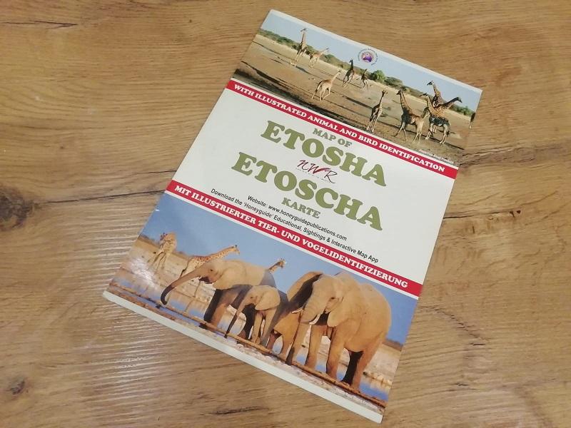 Namibialiebe - Tipps für deinen Besuch im Etosha Nationalpark - Guide