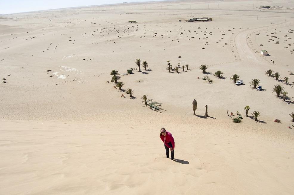 Namibialiebe - Tipps für deinen Besuch in Swakopmund - Düne 7
