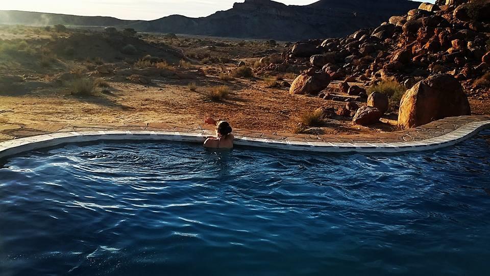 Pool Canyon Lodge