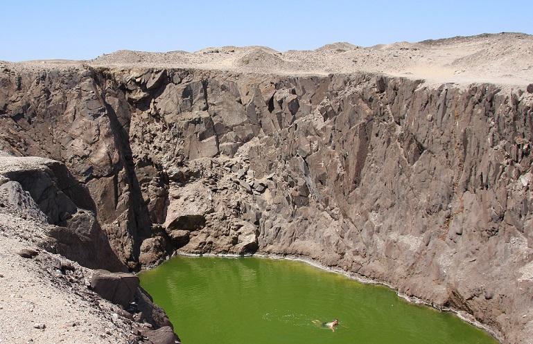Namibia dead Sea