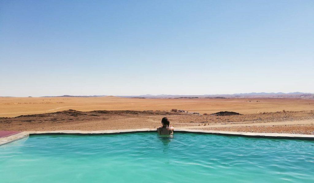 Rostock Ritz Desert Lodge Pool