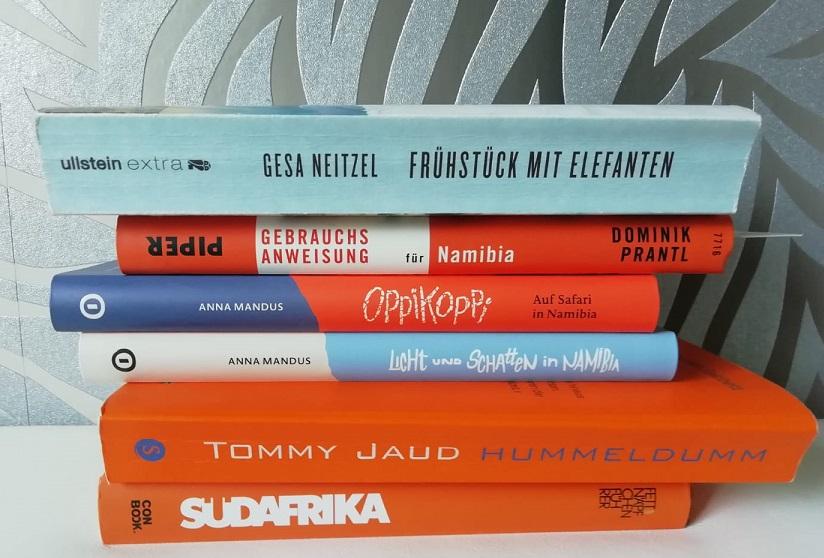 Bücher Namibia