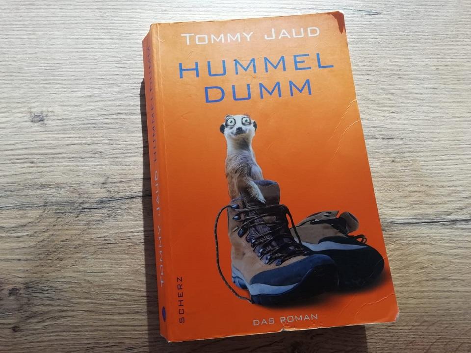 Hummeldumm Namibia Bücher