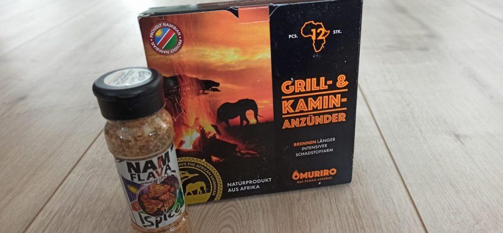 Omuriro NamFlava Namibialiebe Gewinnspiel