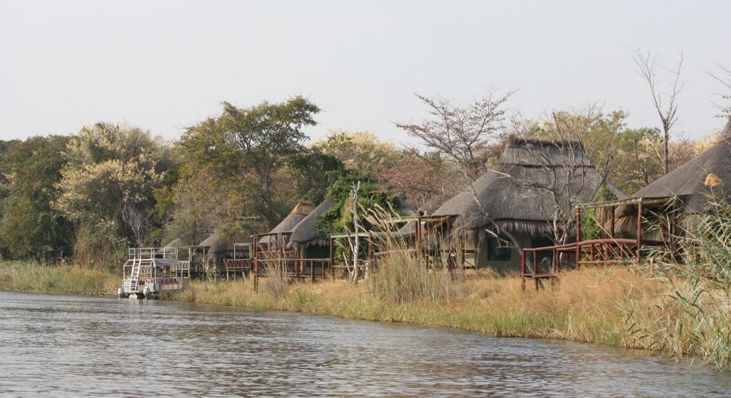 Camp Kawando Caprivi Tour