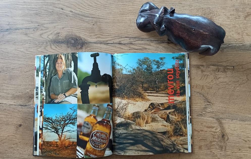 Rezeptbuch Namibia