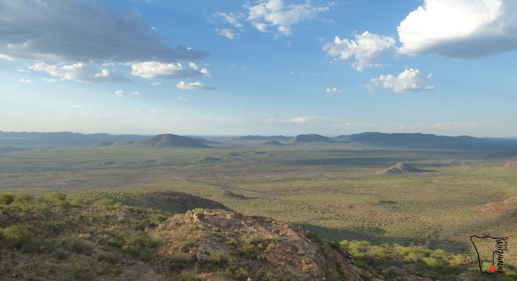 Namibia im Frühjahr